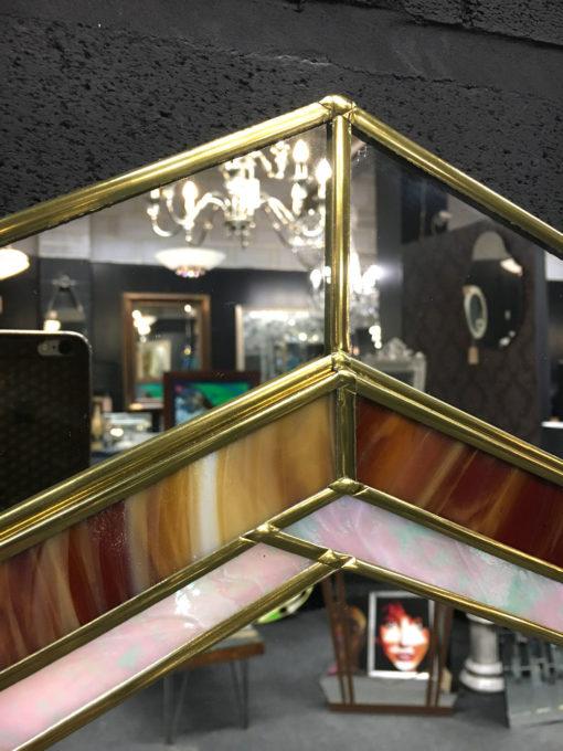 Gigi in Showroom detail 2 wall mirror