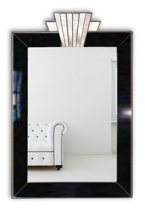 Vienna royal art deco Wall mirror