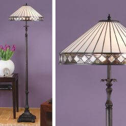 Fargo Range Tiffany Floor Lamp-0
