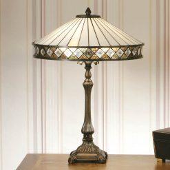 Fargo Range Tiffany Table Lamp-0