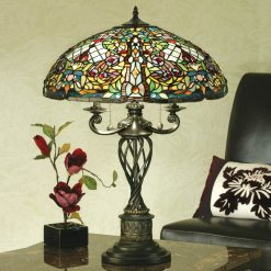 Anderson Tiffany Table Lamp-0
