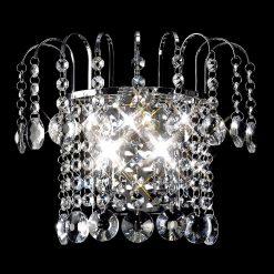 Rosina Crystal Chandelier Wall Light-0
