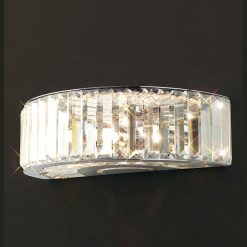 Torre Crystal Wall Light-0