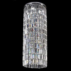 Torre Crystal Ceiling Light-0