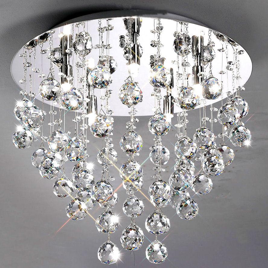 Colorado circular flush crystal ceiling light colorado circular flush crystal ceiling light 0 mozeypictures Images