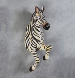 Running Zebra Wall Figure-0
