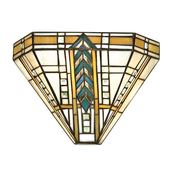 Lloyd Art Deco Wall Light Bespoke Mirrors Art Deco Mirrors Custom Made Mirrors