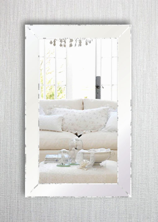 jessica modern wall mirror