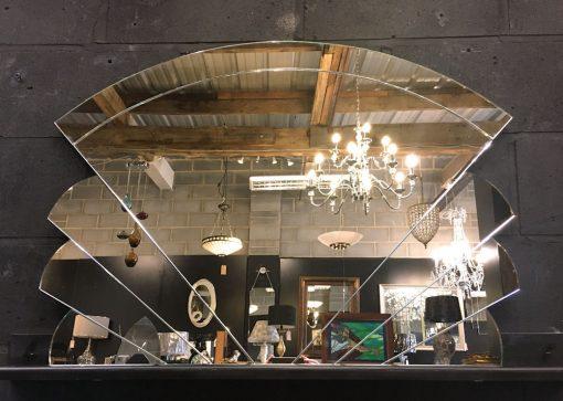 bardot art deco fan wall live 1 mirror