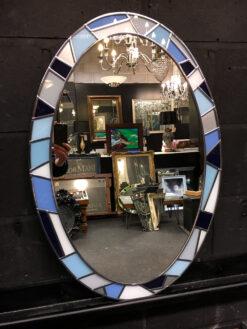 nordic modern artistic wall mirror
