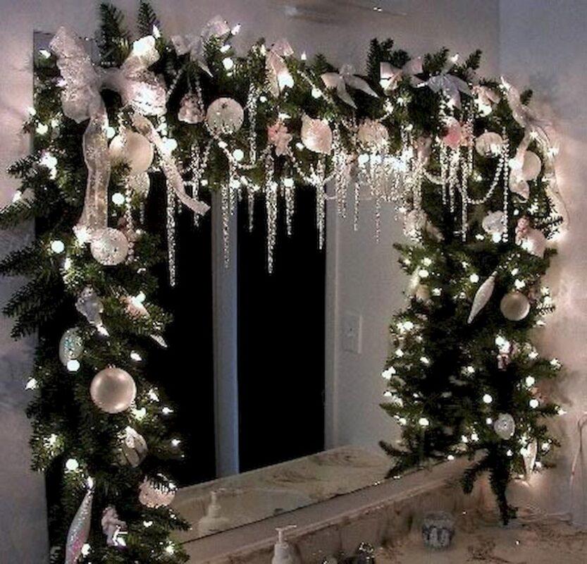 Festive Mirror